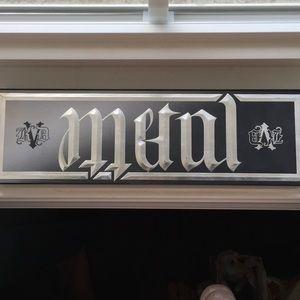 Kat Von D Metal Matte Eyeshadow Palette